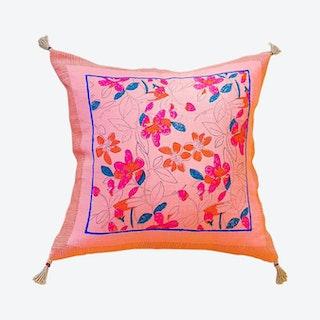 Teejan Handwoven Pillowcase - Linen