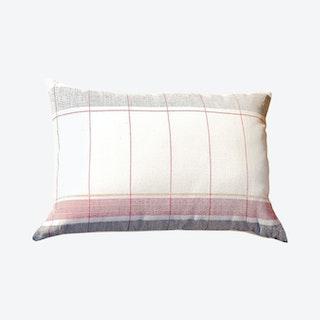 Anna Handwoven Pillowcase - Organic Cotton