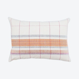 Razia Handwoven Pillowcase - Organic Cotton