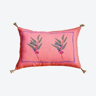 Eli Handwoven Pillowcase - Linen