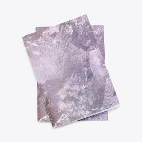 Lavender Stone Notebook Set