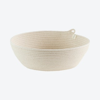 Rope Bowl - Ivory