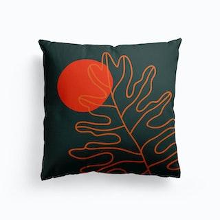 Serengeti Canvas Cushion