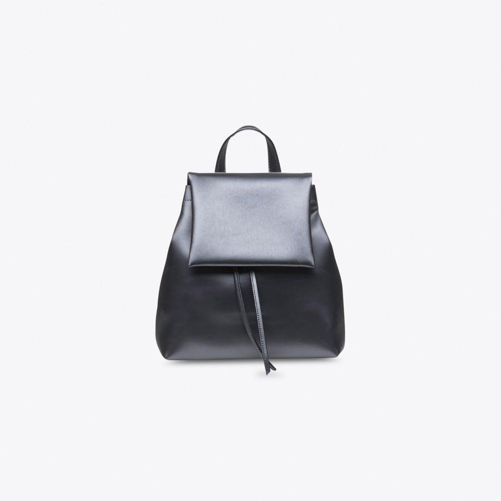 Mini Boo Backpack Silver