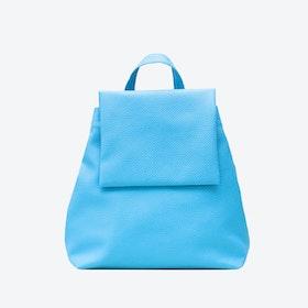 Mini Boo Backpack in Blue