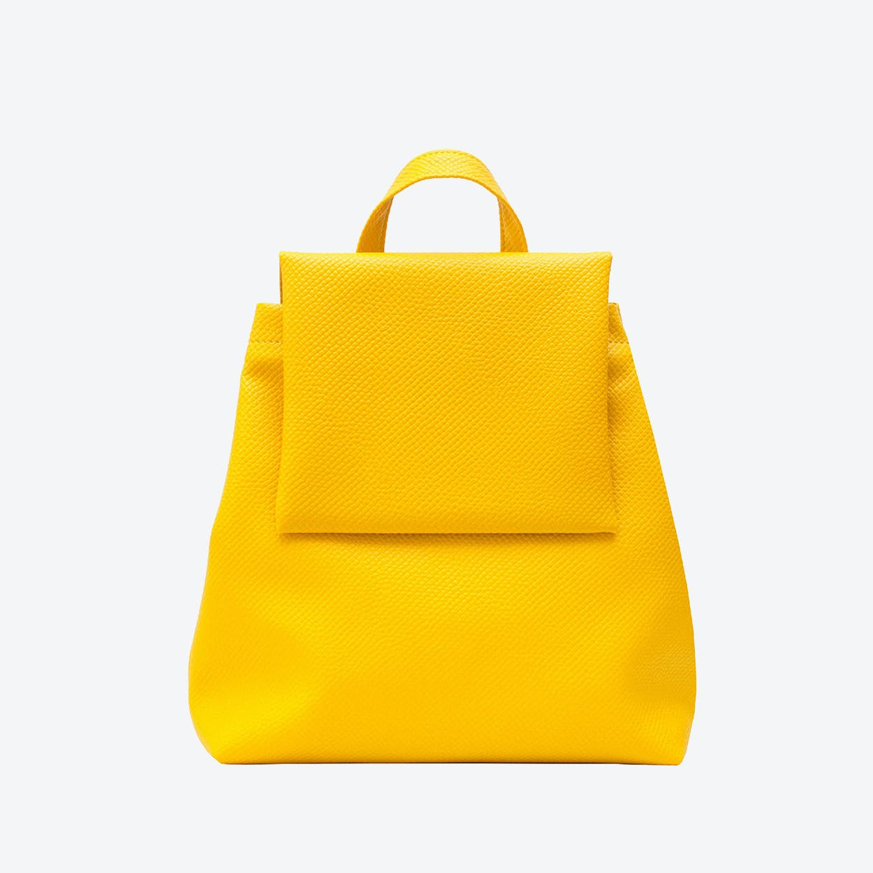 Mini Boo Backpack in Yellow