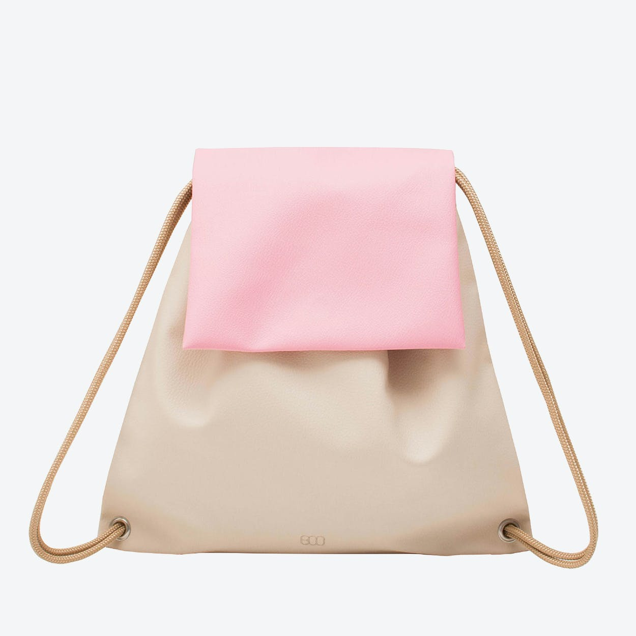 Booflap Backpack in Nude Rose