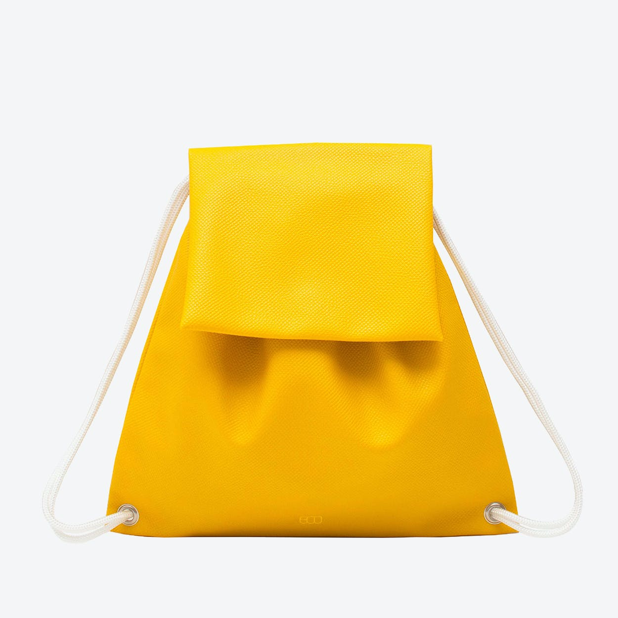 Booflap Backpack in Yellow