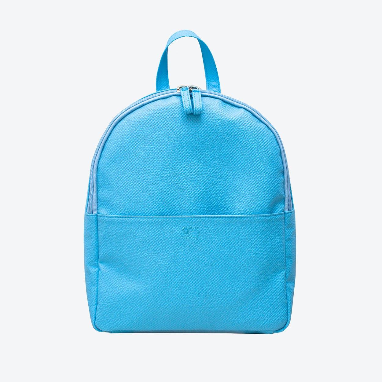 Wave Backpack in Blue