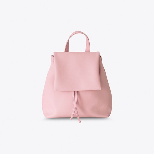 Mini Boo Backpack In Rose