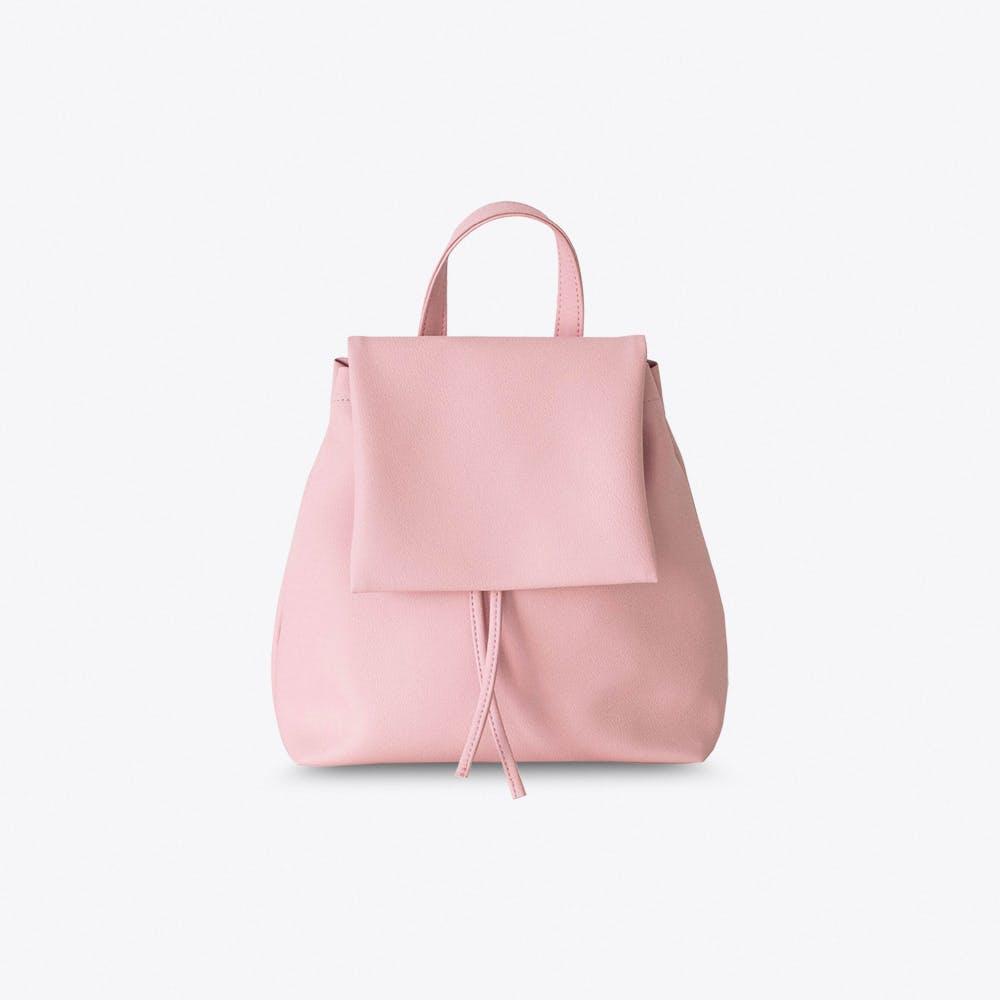 Mini Boo Backpack In Rose