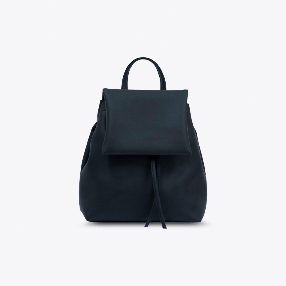 Mini Boo Backpack In Black