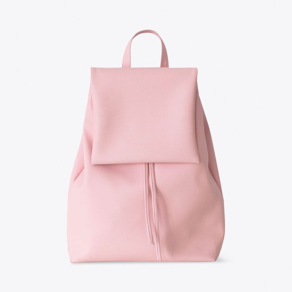 Boo Backpack In Rose