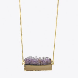 Isabelle Amethyst Necklace