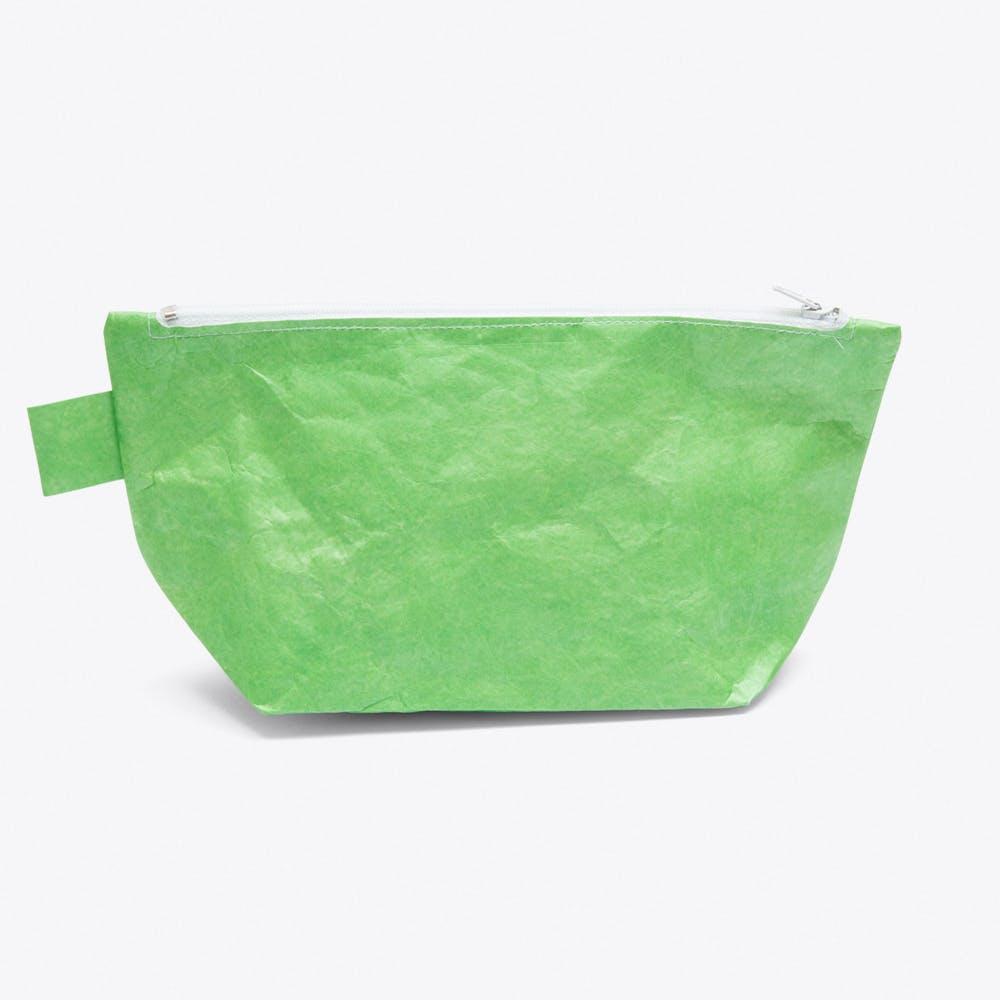 Green Makeup bag