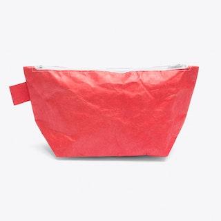 Red Makeup Bag