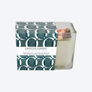 Scented Candle - Peppermint & Eucalyptus