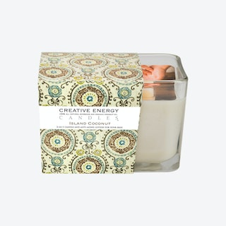 Scented Candle - Island Coconut