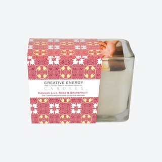 Scented Candle - Hannah Lily Rose & Grapefruit