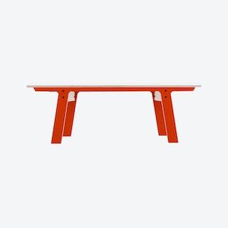 SLIM Bench 01 - Foxy Orange
