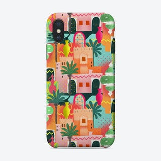 Morocco Afternoon Phone Case