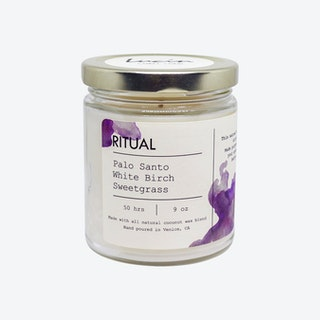 Ritual - Natural Intention Scented Candle
