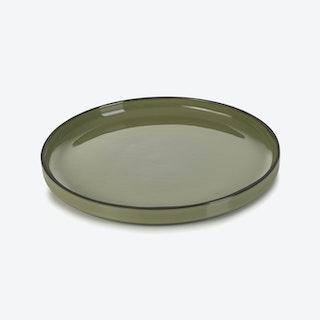 Caractere Dinner Plate - Cardamom