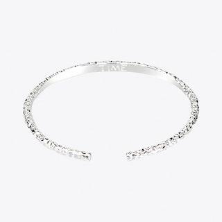 Time Bracelet in Silver
