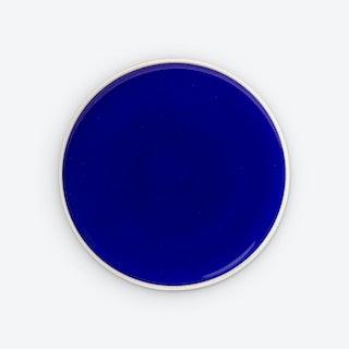 Hermit Plate - Indigo