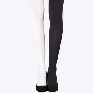 Two Toned Legs Tights