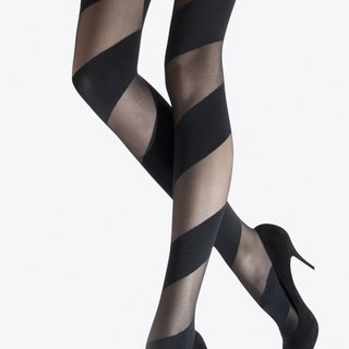 Large Spiral Tights