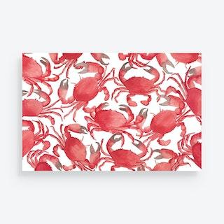 Crab Placemats - Paper - Set of 24