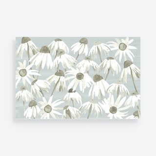 Daisy Placemats - Paper - Set of 24
