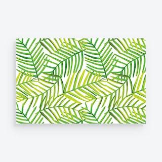 Leaf Placemats - Paper - Set of 24