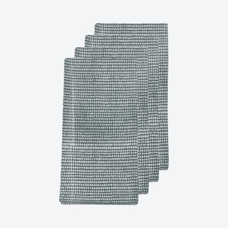 Tiny Dot Napkins - Storm - Set of 4