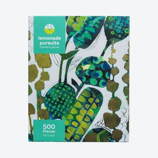 Botanical Song Puzzle - 500 Pieces