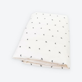 XX Fitted Crib Sheet