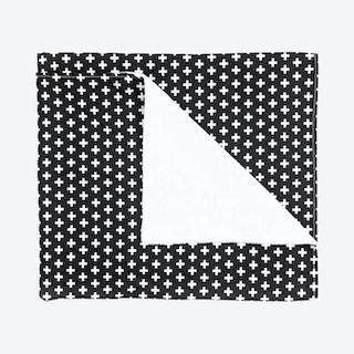 Cross Crib Blanket