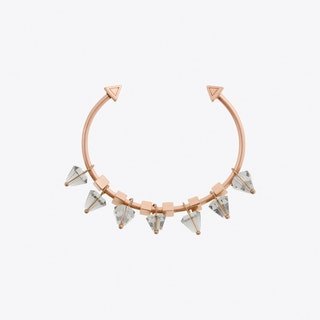 Sevenwings II Cuff in Rose Gold