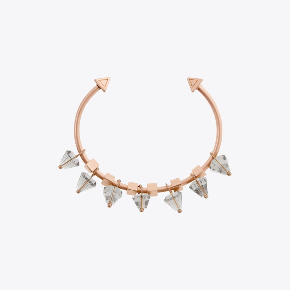 Sevenwings II Cuff in Rose Gold