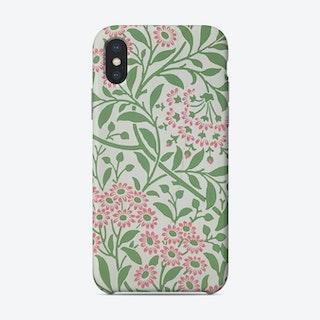 Michaelmas Daisy John Henry Dearle Phone Case