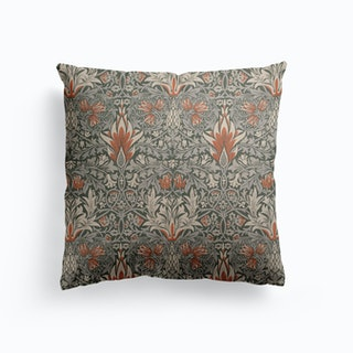 Snakeshead William Morris Canvas Cushion