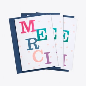 Merci Card Set