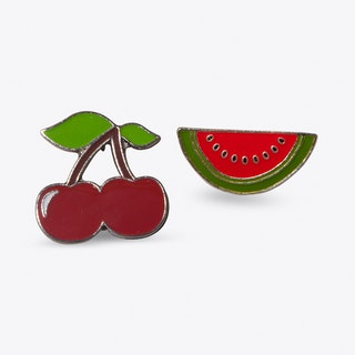 Summer Fruit Pin Set