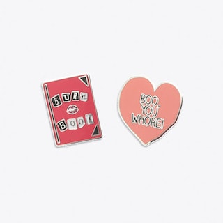 Mean Girls Pin Set