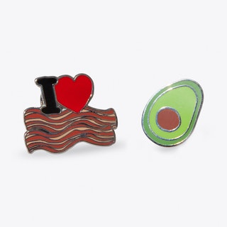 BLT add Avo Pin Set