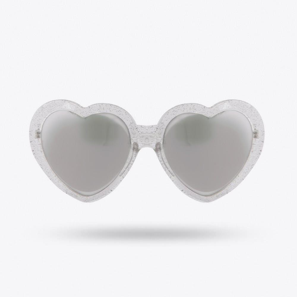 Lola Sunglasses in Silver