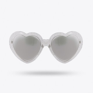 Lola Sunglasses in Silver