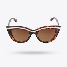 Scarlett Sunglasses in Tortoise