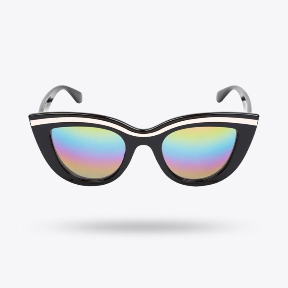 Scarlett Sunglasses in Black
